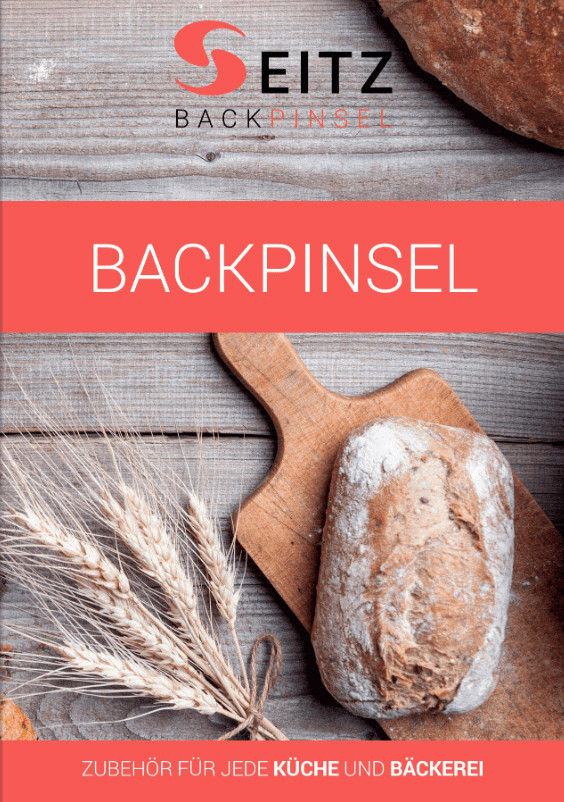 Produktkatalog 2020 Backpinsel
